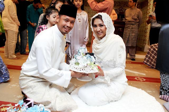 majlis pernikahan rosaiful & shanaz 6