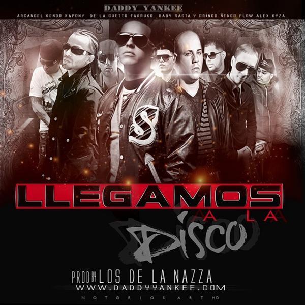 Daddy Yankee Ft De La Ghetto, Arcangel, Baby Rasta y Gringo, Kendo
