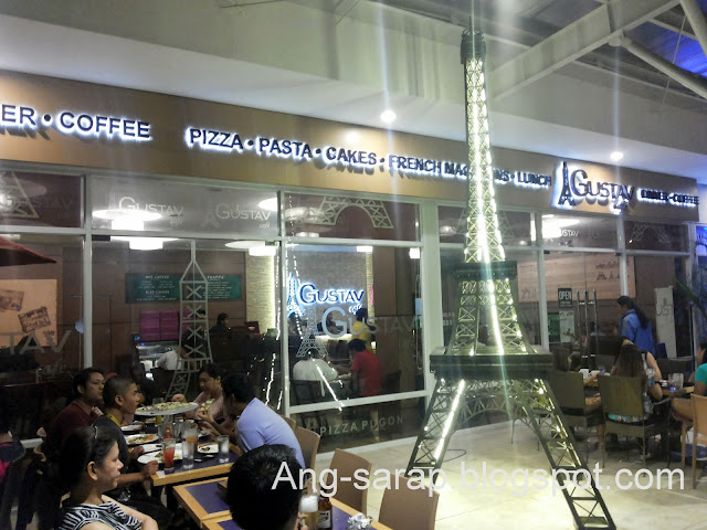 Gustav Cafe, Angeles City