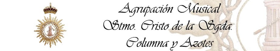 AM Stmo. Cristo de la Sgda. Columna y Azotes