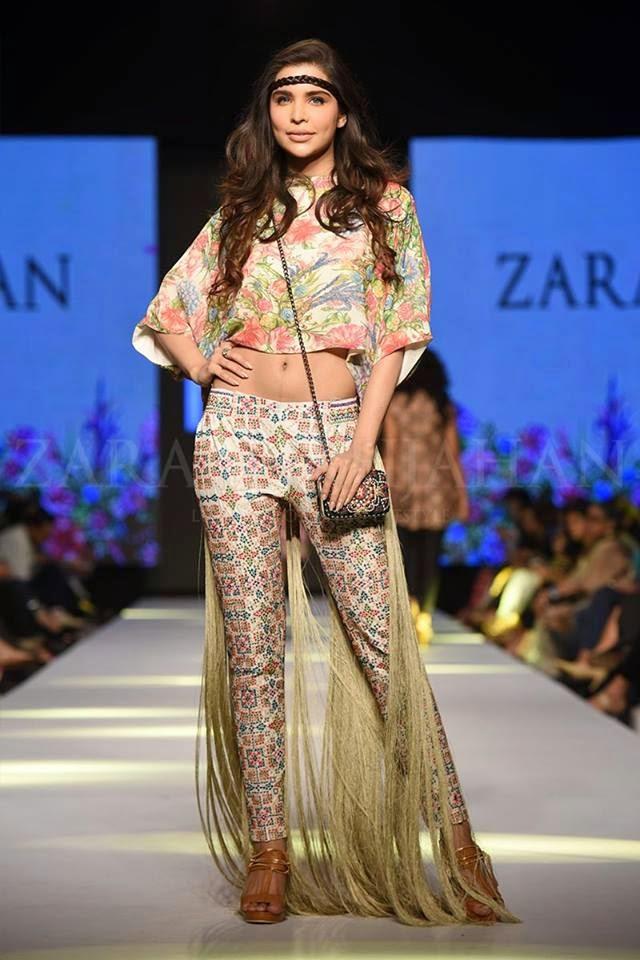 Zara Shahjahan 2015 TPFW Summer Dresses