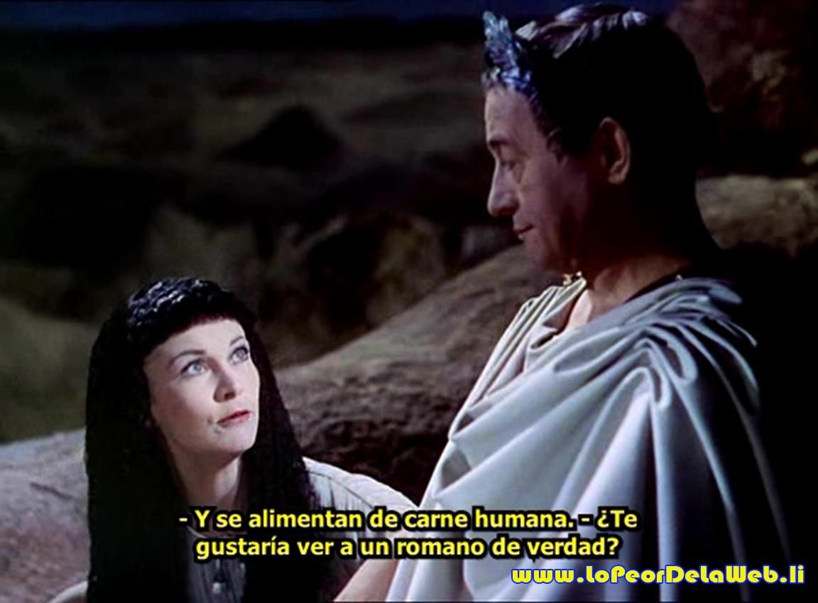 Caesar & Cleopatra (1945 - Vivien Leigh -Stewart Granger)