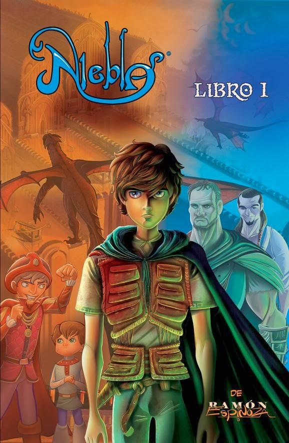 Niebla Libro 1,Ramón Espinoza,Corteza  tienda de comics en México distrito federal, venta de comics en México df