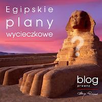Egipskie plany wycieczkowe
