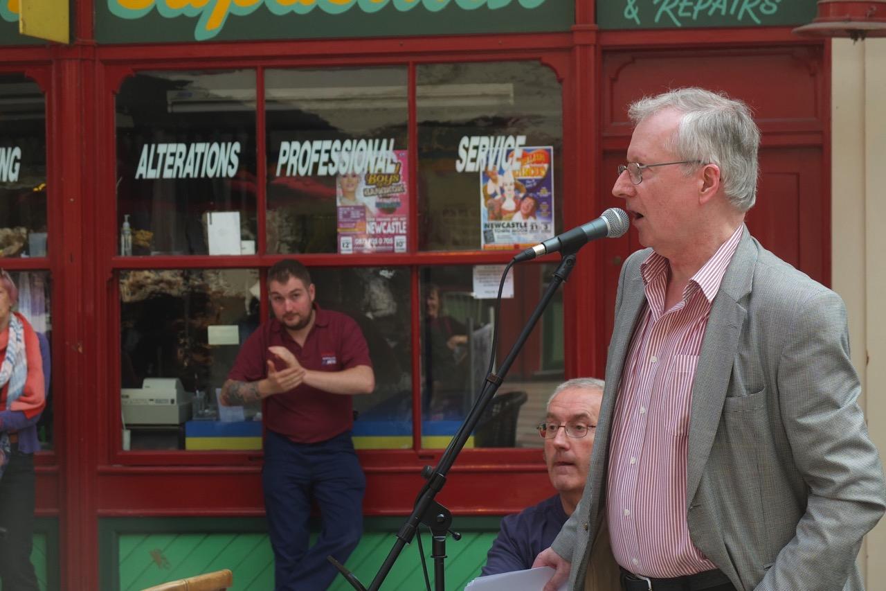 Tyneside Foyer Open Day : Poetry tyneside heritage open days