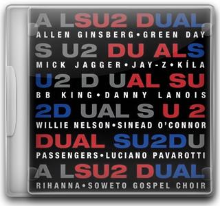 Capa CD U2 – U2 Duals (2011)