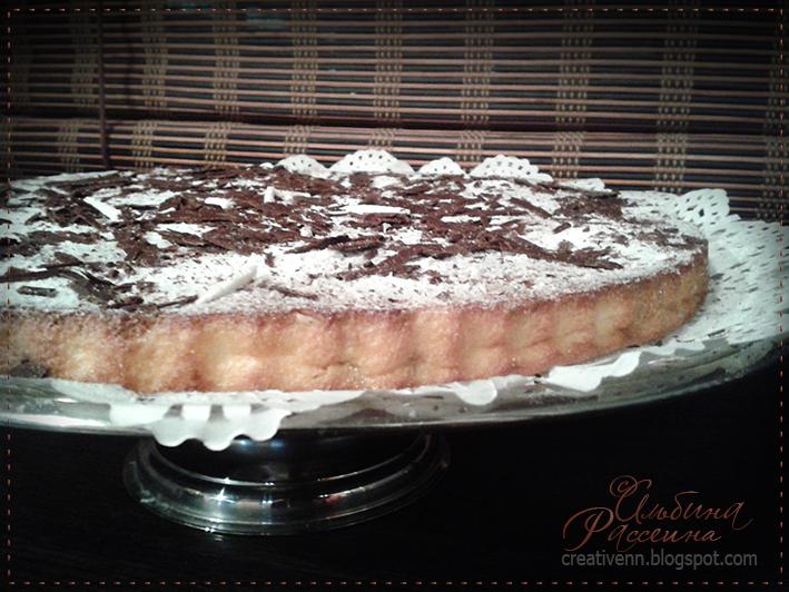 Вкусный пирог без глютена.