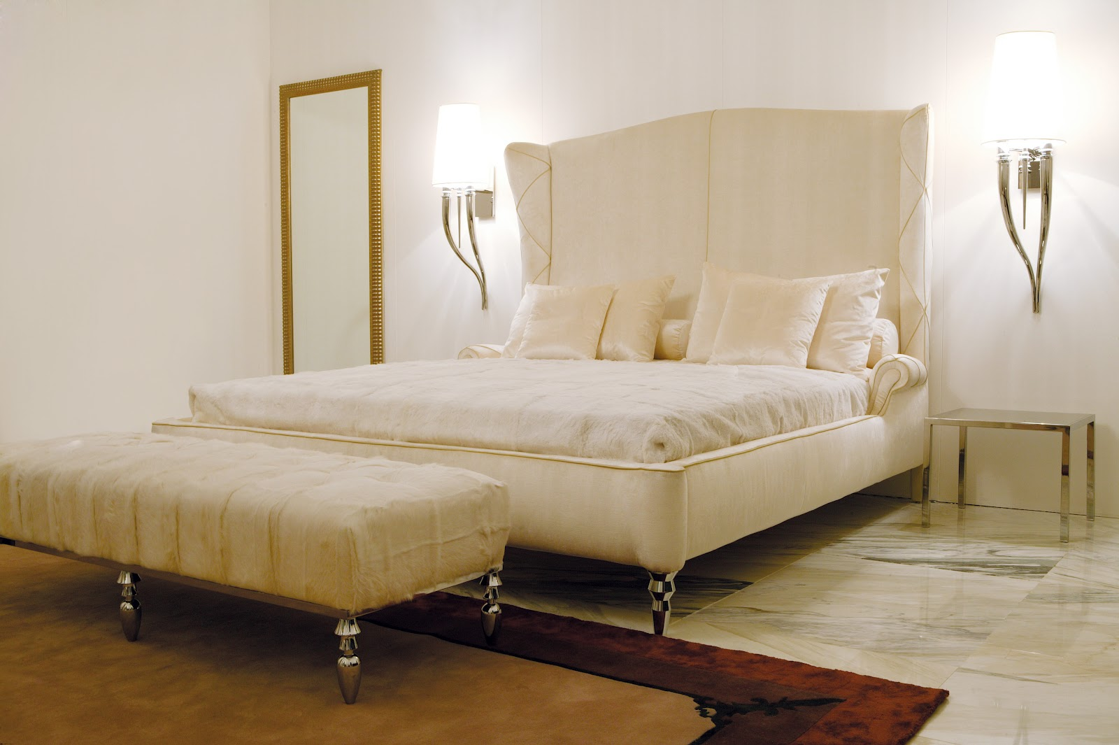 All about furniture most expensive beds by sakeel al hassana for Bedroom furniture beds