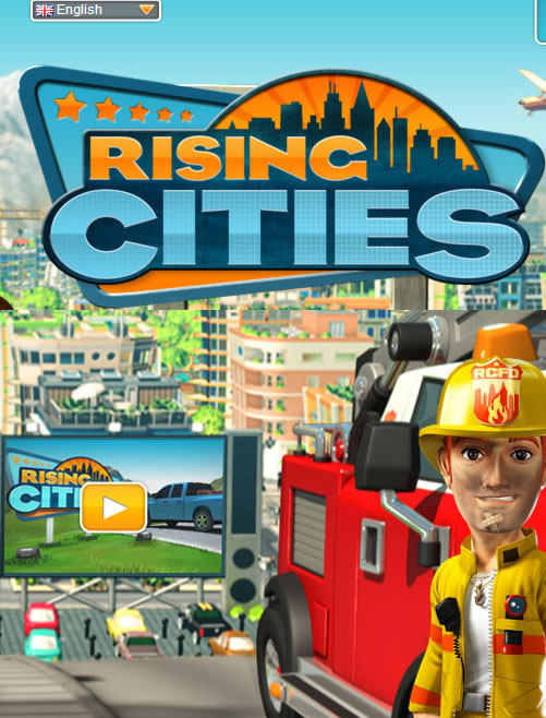 Game : Rising Cities