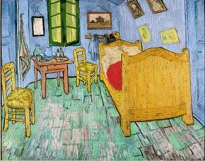 Teatro Oficina Central de los Sueños: Galería Vincent Van Gogh
