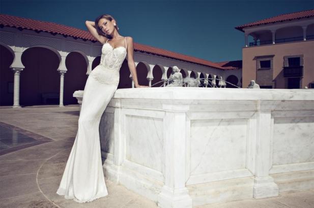 Maravillosos vestidos de novias | Colección Julio Vino