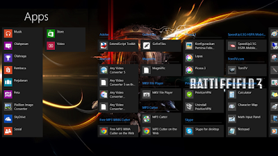 Battlefield 3 Theme For Windows 7 And 8 | Ouo Themes