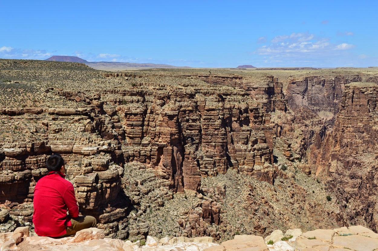 Dentro del Parque Nacional del Gran Cañon, encontramos diferentes ...