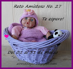 RETO AMISTOSO No. 27 POR CHELA !!!