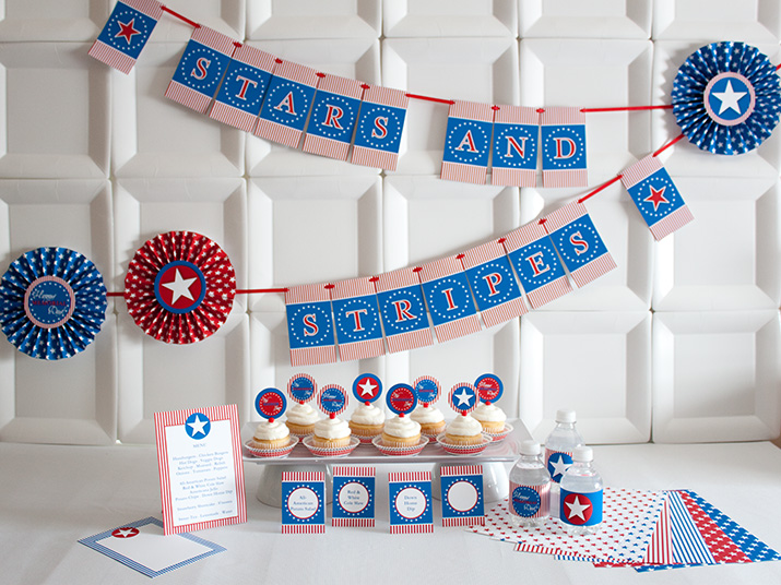 free download the patriotic flair collection piggy bank parties blog