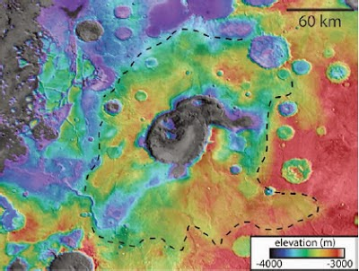 http://sciencythoughts.blogspot.co.uk/2013/06/possible-ancient-volcanoes-on-arabia.html