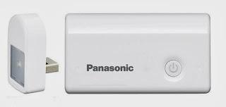 Power Bank Panasonic yang Handal