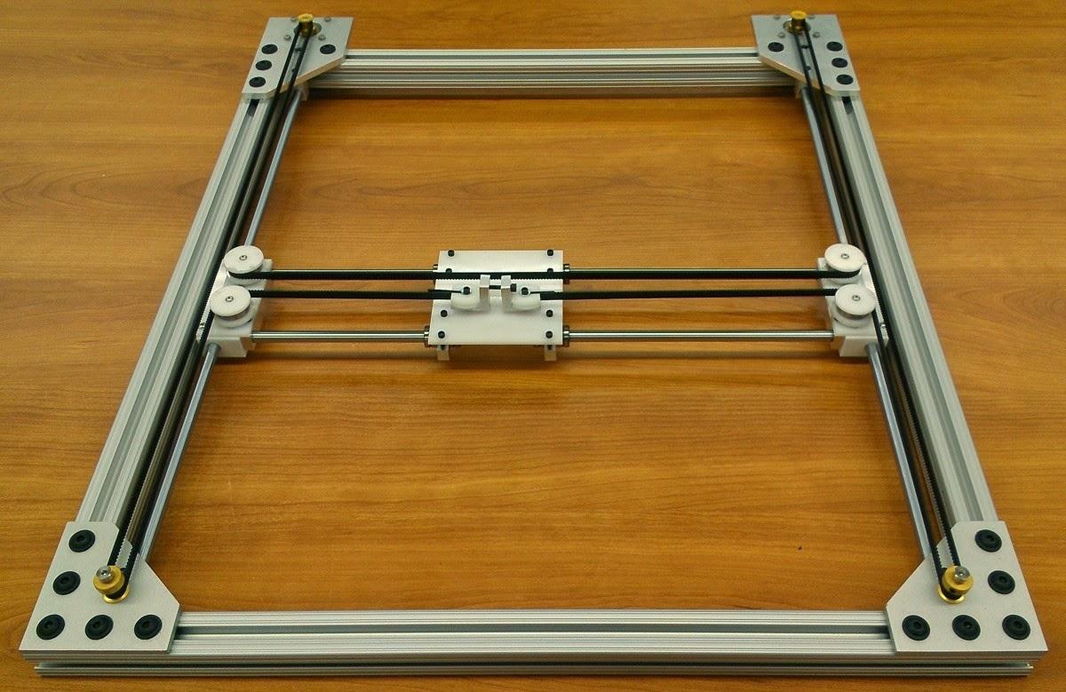 H-bot 3d принтер делаем своими руками фото 784