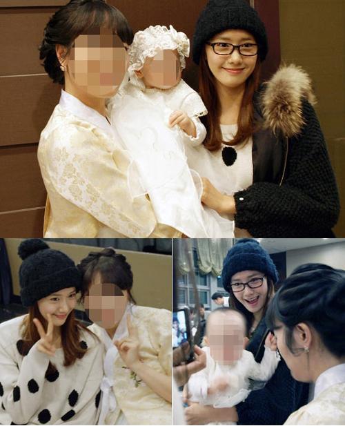 Yoona SNSD at Wedding Party