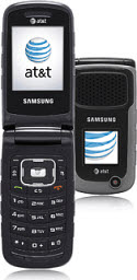 Cell Phones for Seniors: The Samsung Rugby II AT&T GoPhone