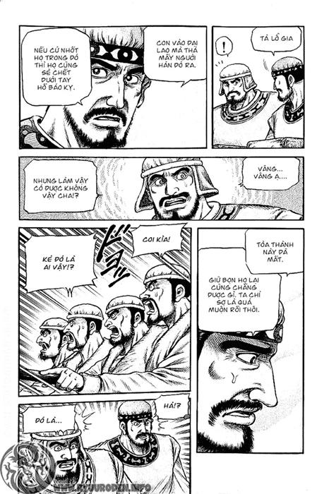 Chú Bé Rồng - Ryuuroden chap 123 - Trang 32