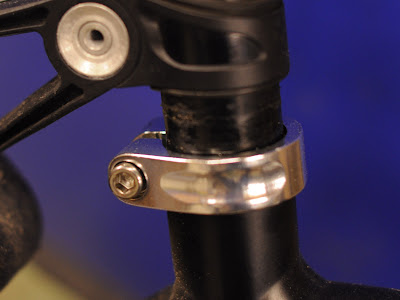 Image of new seat clamp