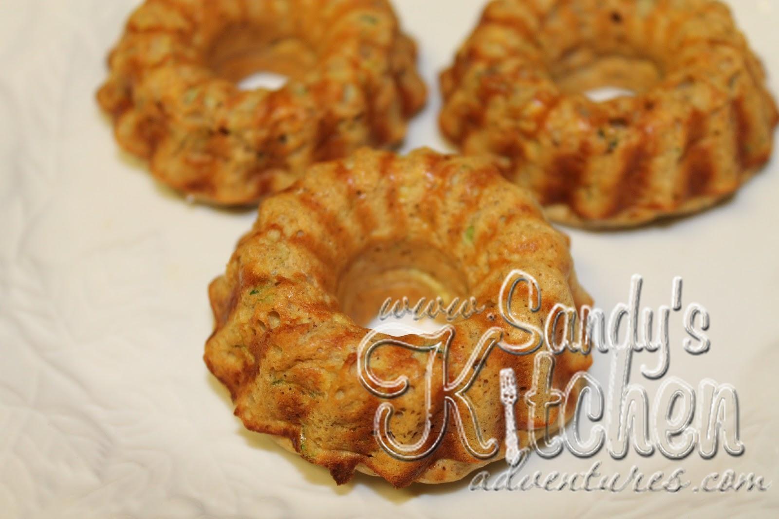 Zucchini Bread | Sandy\'s Kitchen