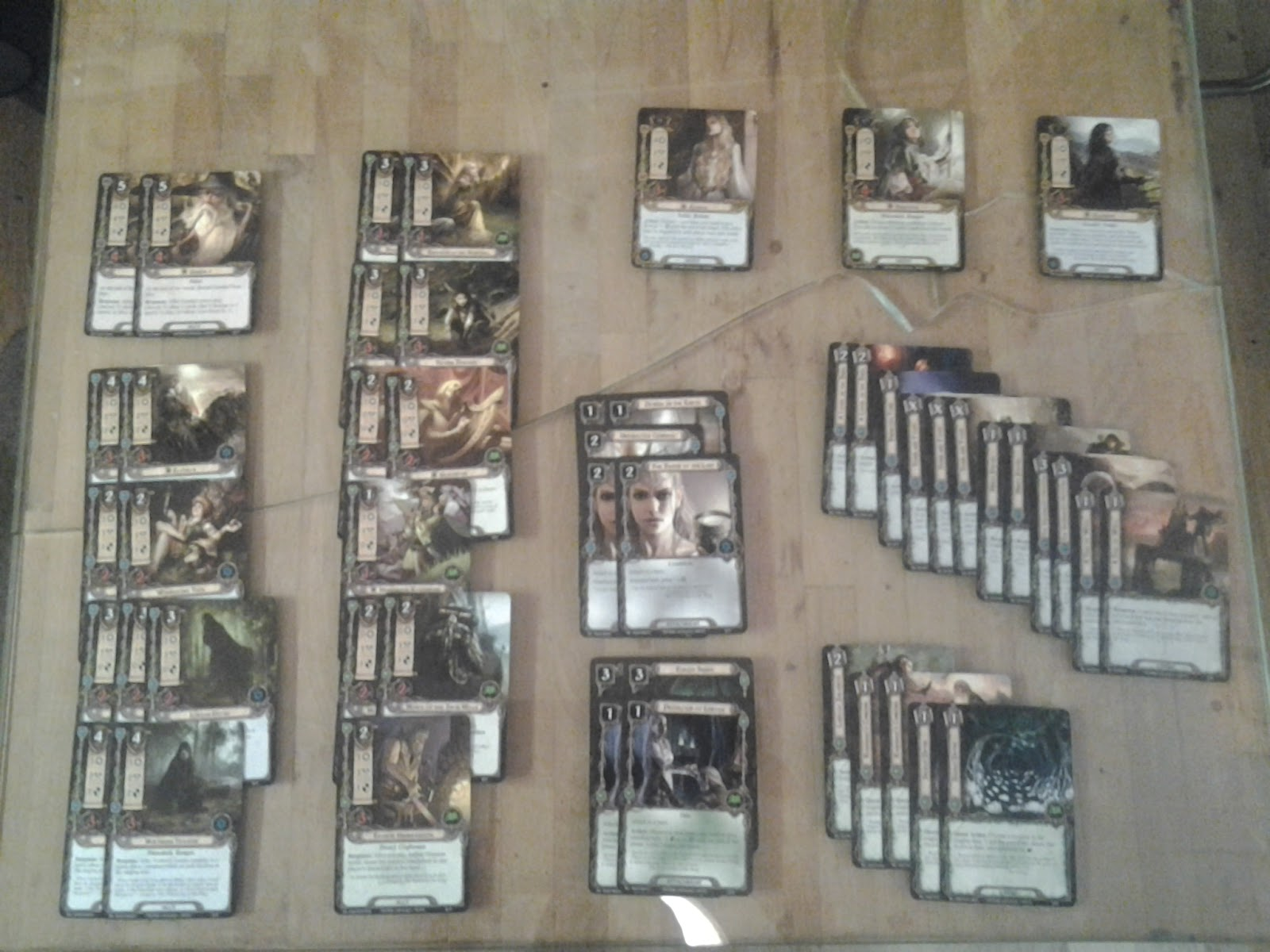 Lord Of The Rings Lcg Stand And Fight Gandalf