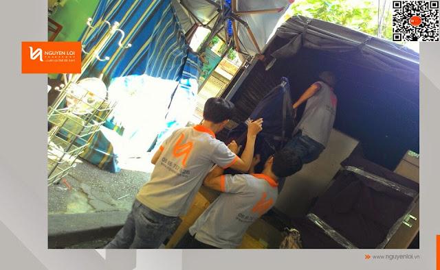 Dịch vụ chuyển nhà trọn gói  - 15