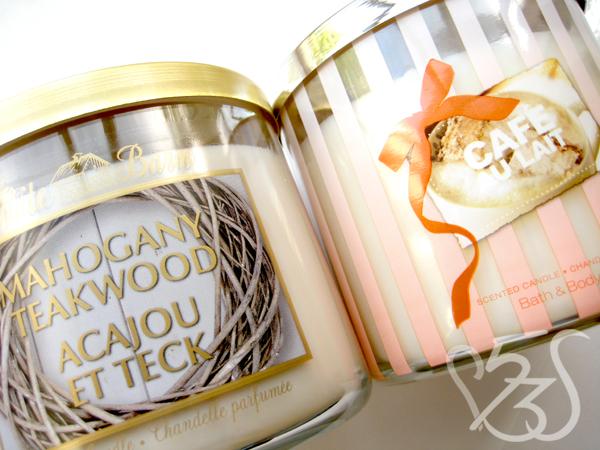 mahogany teakwood, cafe au lait