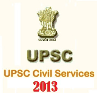 UPSC Civil Services 2013