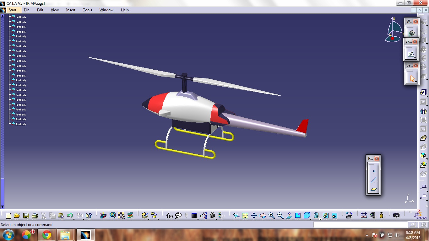 Mechanical engineering projects - 5 Design Can Be Done In Catia Solid Works And Pro E