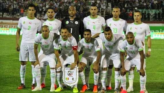 تصفيات كأس أمم افريقيا2015: الجزائر تفوز على أثيوبيا:3-1