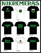 Catalogo Nueva ChicagoRemeras y camisetas
