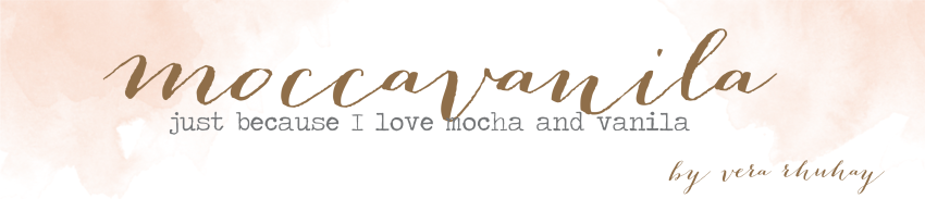 just because I love mocha and vanila...