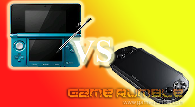 Nintendo 3DS vs Sony NGP