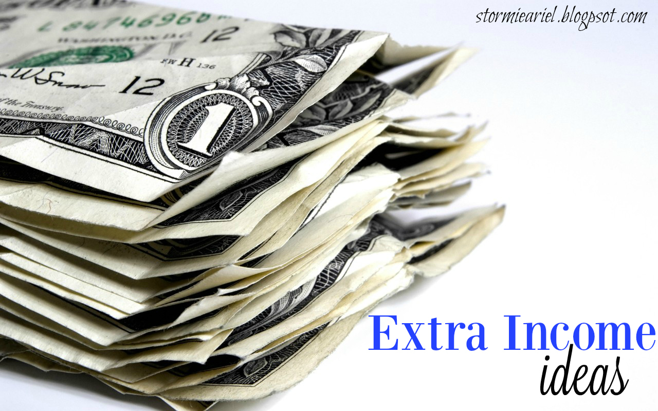 stormieariel: Extra Income Ideas | A Review