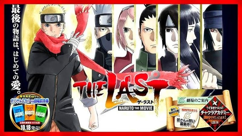 Naruto Shippuden The Last Movie 10 (2015)