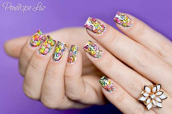 Awesome Nail Art Designs Omg Love Beauty