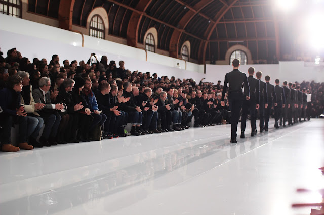 david chicheportiche dior fashion week menswear autumn winter 2013 2014 paris