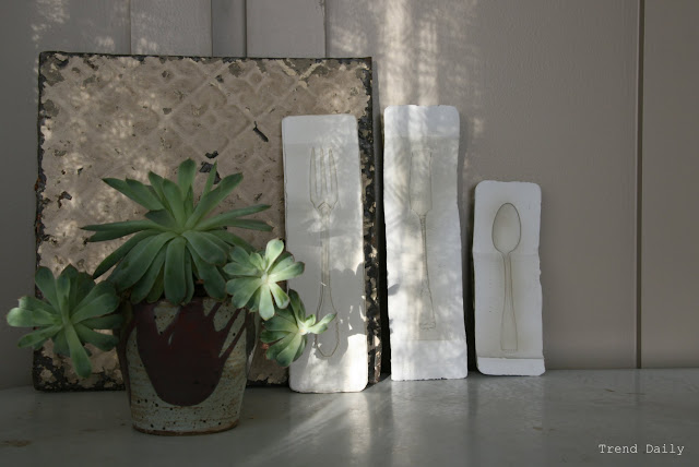 caroline davis stylist, trend daily blog, vintage, succulents, plants, homebarn
