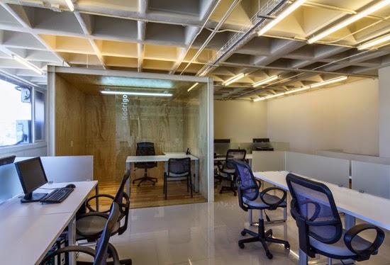 Podio dentalia oficinas corporativas for Diseno de oficinas corporativas