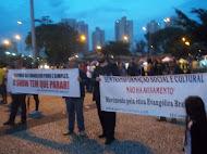 marcha em São Bernardo Outubro/2012