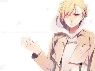 Attack on Titan Shingeki no Kyojin Annie Leonhardt Anime Blonde Girl HD Wallpaper Desktop Background