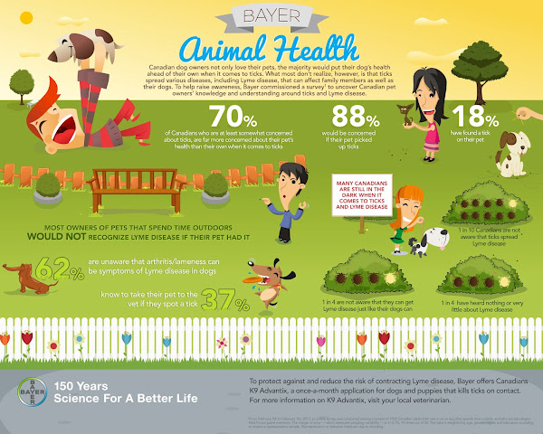 Bayer Animal Health Infographic