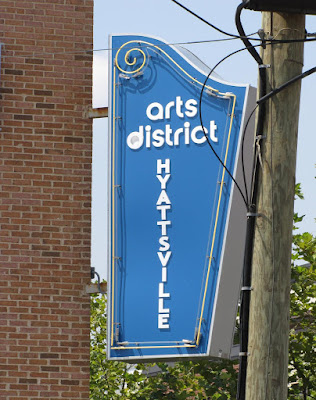 Arts District,Hyattsville,Maryland,Route 1,Baltimore Avenue