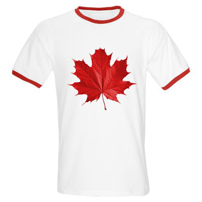 red+maple+leaf+t shirt+ Maple Leaf t shirt