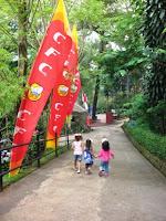 traveling kebun binatang
