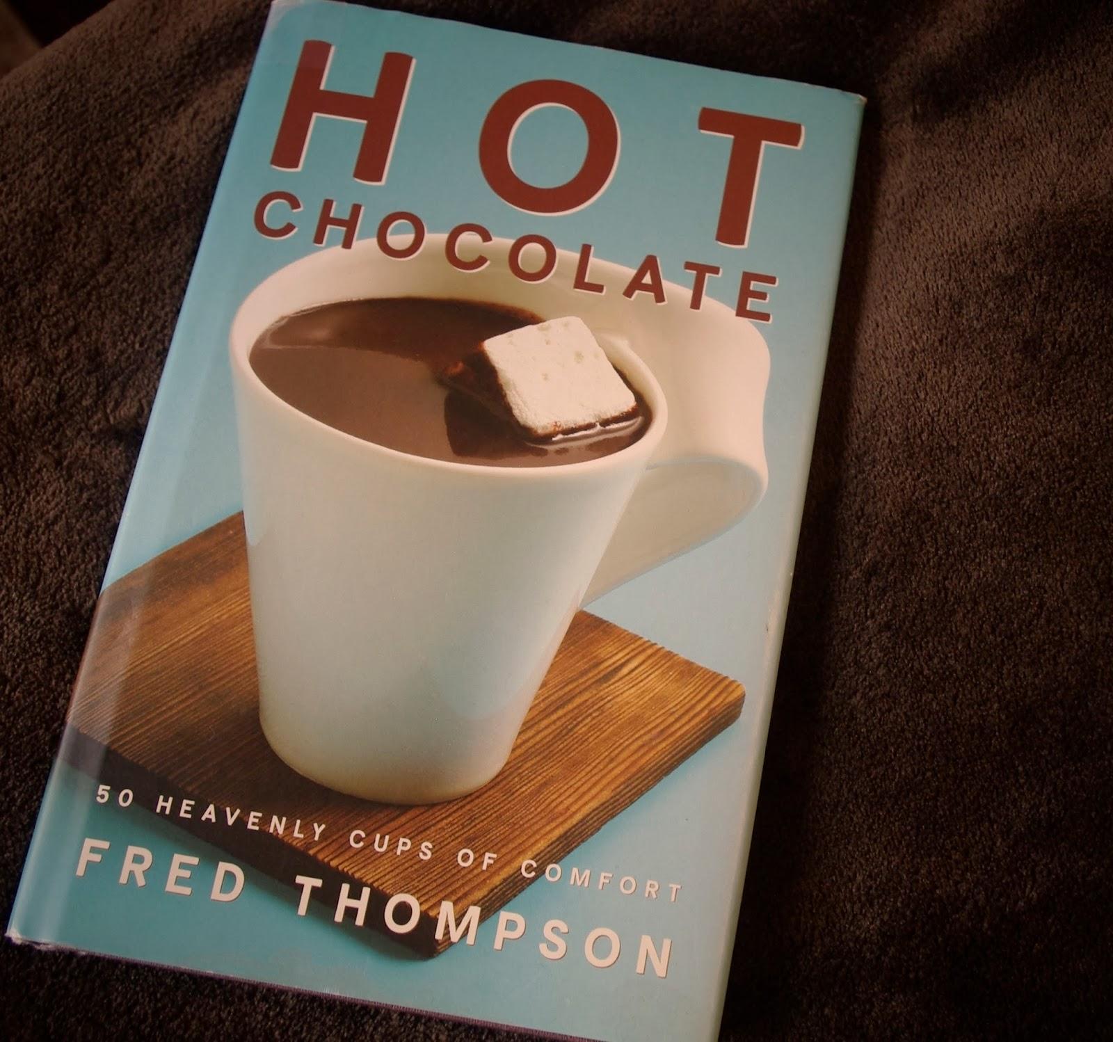 Melting Mug: Recipe - Easy Salted Caramel Hot Chocolate