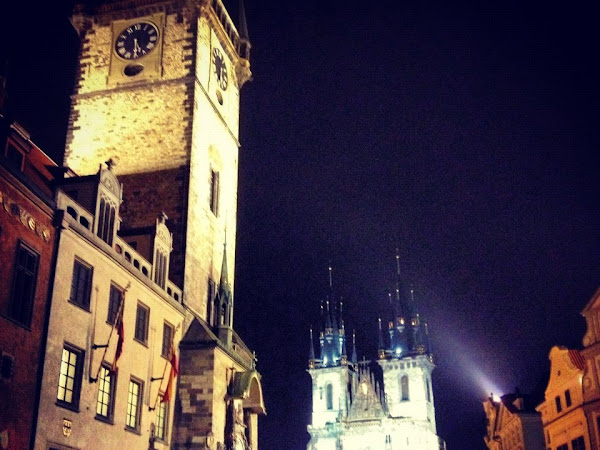 PRAGUE  ... in a nutshell!